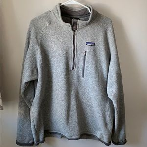 Men's Patagonia Quarter Zip